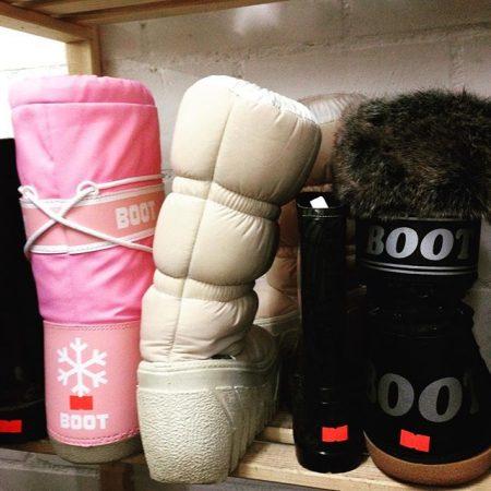 Nie mehr kalte Füsse. Bei uns finden Sie warme Schuhe.
