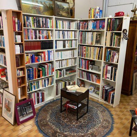 Des livres chez brocki.ch