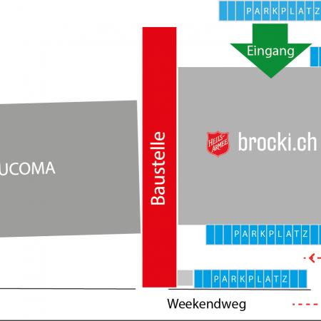 Skizze Baustelle Einigen_phase1