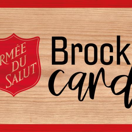 Obtenez la BrockiCard maintenant et profitez-en !