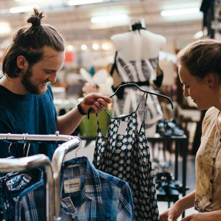 Nachhaltig einkaufen in der Brocki.ch