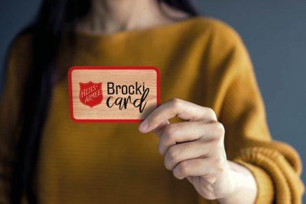BrockiCard beziehen und profitieren