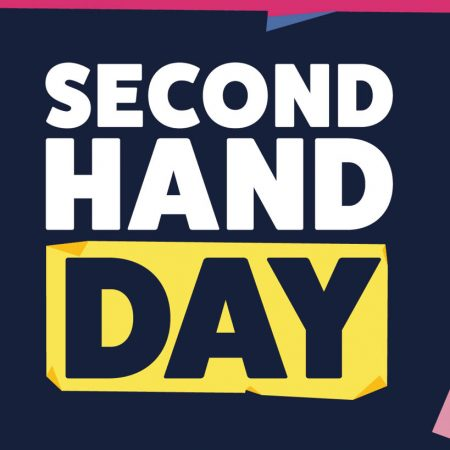 Secondhand day am 26.9.2020