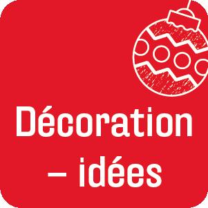 Décoration – inspiration