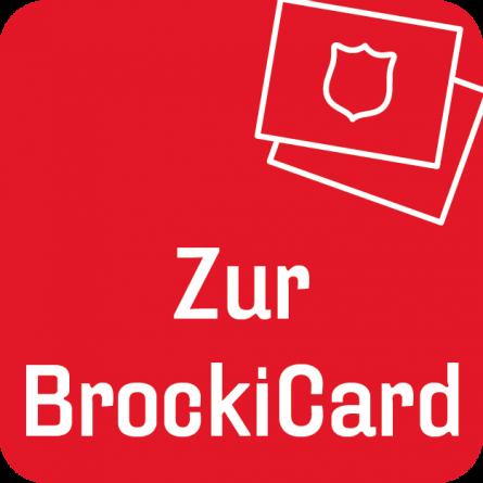 Profitieren mit der BrockiCard