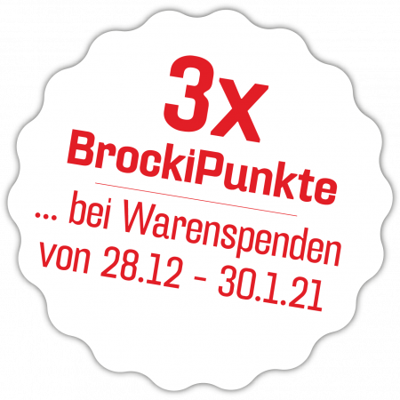 3x BrockiPunkte