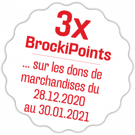 3x BrockiPoints