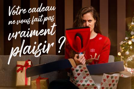 Apportez vos articles de Noël chez brocki.ch