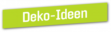 Secondhand Sommer Deko-Ideen