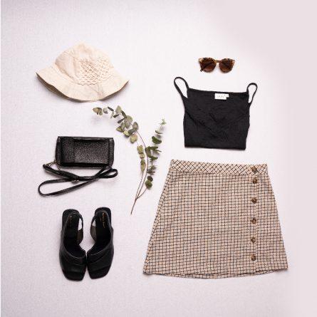 Secondhand Sommer FashionTipp - An der Strandpromenade